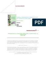 MANUAL DIAGNÓSTICO PARTICIPATIVO fao-1