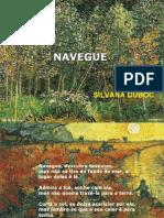 NAVEGUE- Silvana Duboc(Telas de VanGogh)