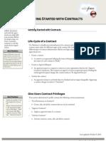 Sales Force Contracts Cheatsheet