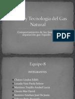 Ciencia y tecnología del gas natural exposicion