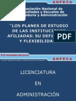 ANFECA-Ríos
