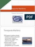 Transporte Marítimo.- Tipos y Características del Transporte Marítimo