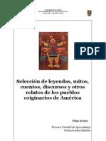 Antologia Pueblos Originarios