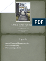 110111 Lakeport City Council - Annual Financial Report