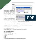 Java Version Wiki