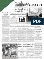 October 31, 2011 issue