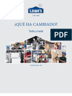 Lowes - 2006 Annual Report - Espanol