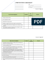 FPAD Checklist Final