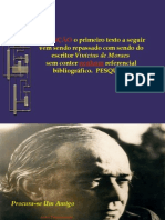 PROCURA-SE_AMIGO não é Vinicius de Moraes