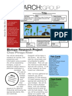 Biotope Research - Chao Phraya River