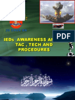 Gar Offrs Ied Awareness Ppt