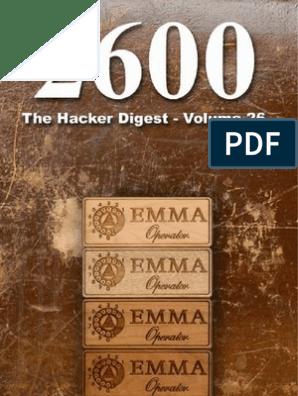 Volume 26 | Bios | Security Hacker