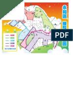 永和區免費接駁公車路線圖、時刻表、停靠站