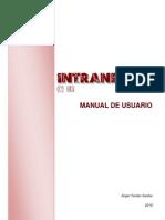 Intranet-manual de Usuario