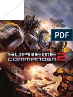 Supreme Commander 2 - Manual - PC
