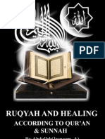 Ruqyah and Healing