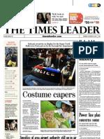 Times Leader 10-31-2011