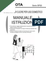 Manuale Istruzioni Macchina Per Cucire