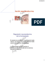 Regulación neuroendocrina