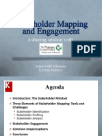 TNC 110207 AR Stakeholder Mapping and Engagement