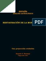 España_Restauración de la Monarquía II_Analisis