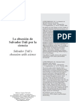Dalí-Ciencia