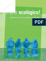 Comprar Ecológico! Manual de Contratos Púbicos (UE)