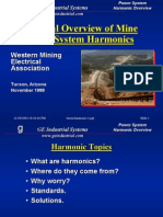 Power System Harmonics GE