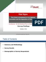 Vital Signs Full Data Deck