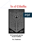 Cults of Cthulhu