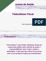 1 Aula sobre Federalismo