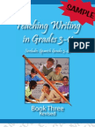 120-Teaching Writing Book 3