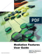 Data Mediation 10 0 Mediation Features User Guide 12