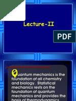 CH101 Lecture 2
