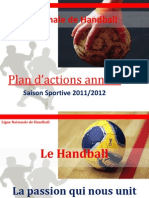 Plan d'Actions LNHB