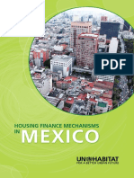 Housing Finance Mechanisms in Mexico