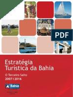 Estrategia Turistica Da Bahia Setur