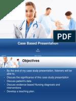 Stroke Case Study