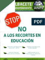 Boletin Informativo ANPE AB núm. 77