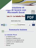 09 Excel Tabelle Pivot