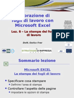 08 Excel Stampa