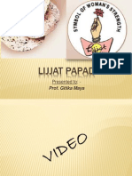 Lijjat Papad