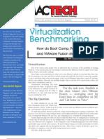Virtualization Benchmarks