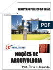 Noções de Arquivologia (Prof. Élvis C. Miranda)