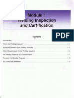 Module1-Welding Inspection and Certification