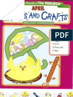 April Arts and Crafts