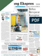 Koran Padang Ekspres | Senin, 31 Oktober 2011