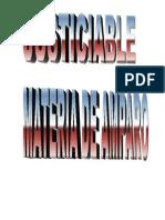 Res Amparo Manual Del Justiciable
