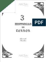 Historias de Terror Del Museo