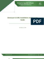 En.omnicast Installation and Upgrade Guide 4.5 SR1